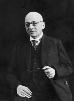 Fritz Haber, portrait on the occasion of his 60th birthday, December 9, 1928'© Archive of the Max Planck Society, Berlin-Dahlem