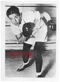 "Victor ""Young"" Perez, 1930s