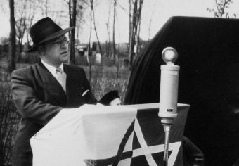 Norbert Wollheim, Lübeck, undated'© United States Holocaust Memorial Museum (Wollheim papers)