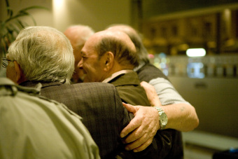 Former prisoners and friends to this day'© Jessica Schäfer
