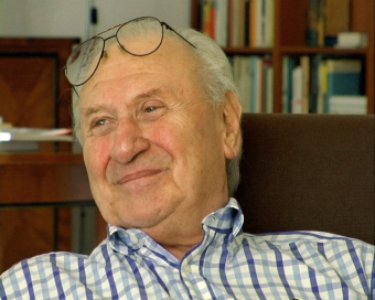 Siegmund Kalinski, still image from the video of the interview for the Wollheim Memorial, 2007'© Fritz Bauer Institute